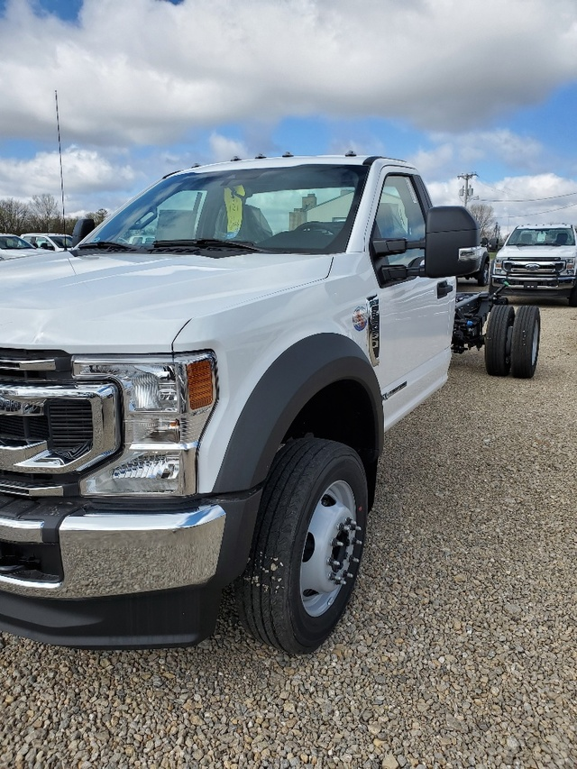 2020 Ford F-550 Regular Cab DRW 4x2, Cab Chassis #FE204496 - photo 1
