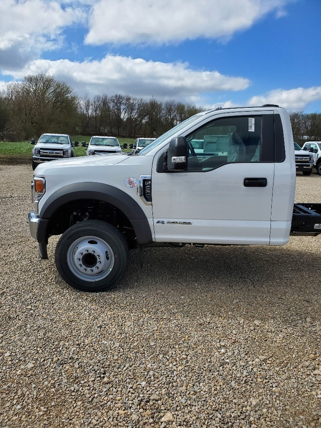 2020 Ford F-550 Regular Cab DRW 4x2, Cab Chassis #FE204499 - photo 3