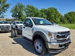 2020 Ford F-550 Regular Cab DRW 4x4, Cab Chassis #FE204535 - photo 1
