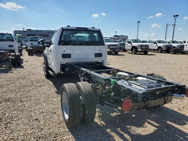 2020 Ford F-550 Regular Cab DRW 4x4, Cab Chassis #FE204539 - photo 2
