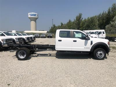 2020 Ford F-550 Crew Cab DRW 4x4, Cab Chassis #FE204631 - photo 5