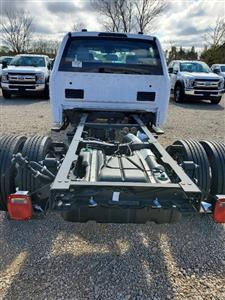 2020 Ford F-550 Crew Cab DRW 4x4, Cab Chassis #FE204637 - photo 4