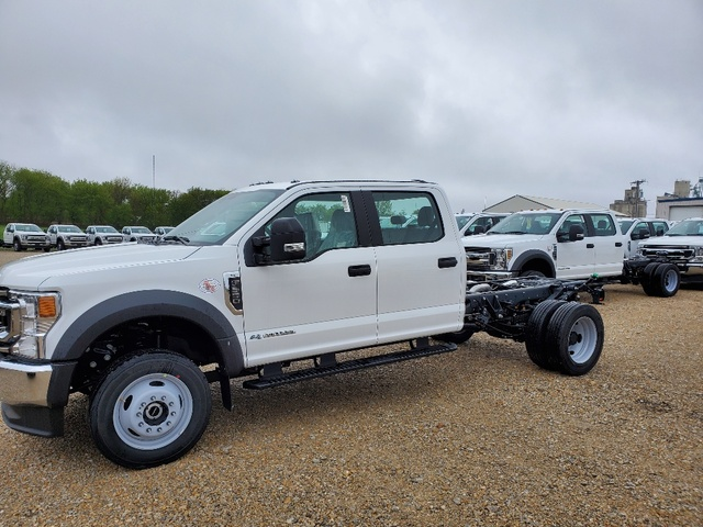 2020 Ford F-550 Crew Cab DRW 4x4, Cab Chassis #FE204639 - photo 1
