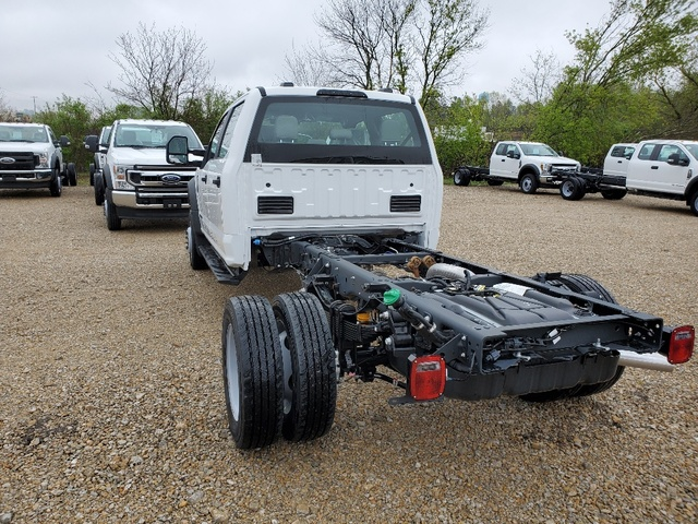 2020 Ford F-550 Crew Cab DRW 4x4, Cab Chassis #FE204642 - photo 2