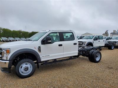 2020 Ford F-550 Crew Cab DRW 4x4, Cab Chassis #FE204642 - photo 1