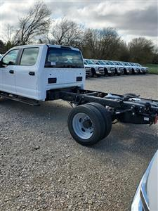 2020 Ford F-550 Crew Cab DRW 4x4, Cab Chassis #FE204645 - photo 2
