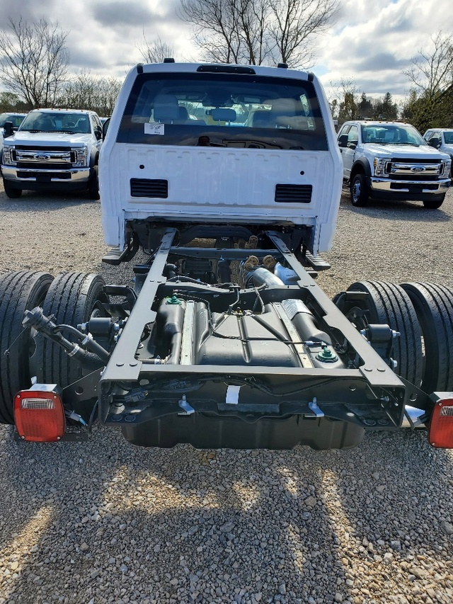 2020 Ford F-550 Crew Cab DRW 4x4, Cab Chassis #FE204646 - photo 5