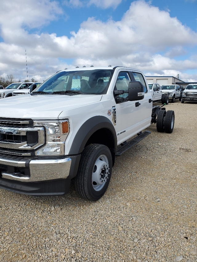 2020 Ford F-550 Crew Cab DRW RWD, Cab Chassis #FE204647 - photo 1
