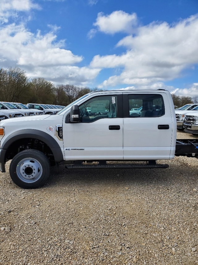 2020 Ford F-550 Crew Cab DRW 4x2, Cab Chassis #FE204648 - photo 3