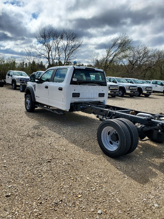 2020 Ford F-550 Crew Cab DRW 4x2, Cab Chassis #FE204648 - photo 2