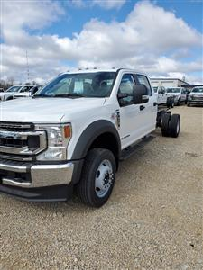 2020 Ford F-550 Crew Cab DRW 4x2, Cab Chassis #FE204648 - photo 1
