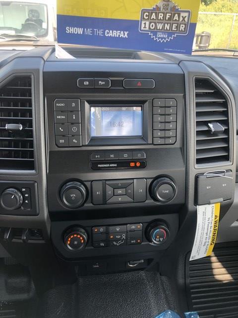 2020 Ford F-550 Crew Cab DRW 4x4, CM Truck Beds RD Model Platform Body #FE204667 - photo 11
