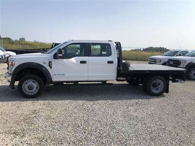 2020 Ford F-550 Crew Cab DRW 4x4, CM Truck Beds RD Model Platform Body #FE204667 - photo 3