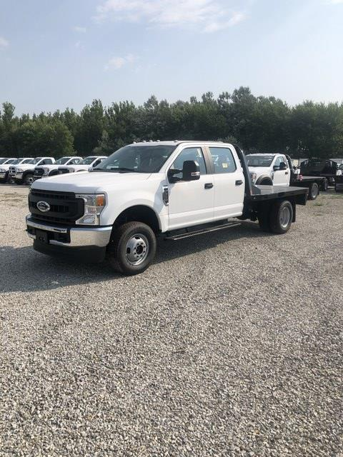 2020 Ford F-350 Crew Cab DRW 4x4, CM Truck Beds RD Model Platform Body #FE204670 - photo 1