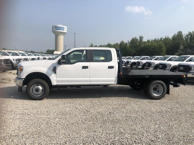 2020 Ford F-350 Crew Cab DRW 4x4, CM Truck Beds RD Model Platform Body #FE204671 - photo 4