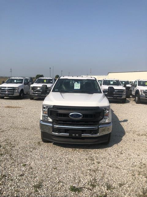 2020 Ford F-350 Crew Cab DRW 4x4, Reading SL Service Body #FE204672 - photo 3