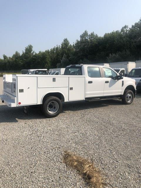 2020 Ford F-350 Crew Cab DRW 4x4, Reading Service Body #FE204672 - photo 1