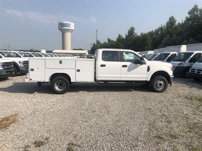 2020 Ford F-350 Crew Cab DRW 4x4, Reading SL Service Body #FE204672 - photo 10