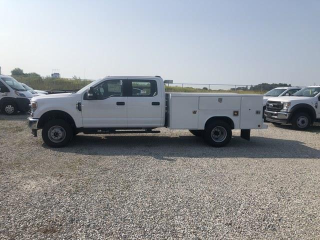 2020 Ford F-350 Crew Cab DRW 4x4, Reading SL Service Body #FE204673 - photo 3