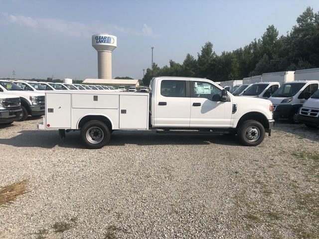 2020 Ford F-350 Crew Cab DRW 4x4, Reading SL Service Body #FE204673 - photo 10