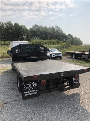 2020 Ford F-350 Regular Cab DRW 4x4, CM Truck Beds PLS Platform Body #FE204675 - photo 2