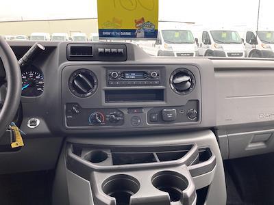 2021 E-450 4x2,  Morgan Truck Body Parcel Aluminum Cutaway Van #FE205241 - photo 18