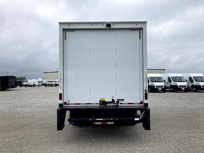 2021 E-450 4x2,  Morgan Truck Body Parcel Aluminum Cutaway Van #FE205241 - photo 4