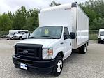 2021 E-450 4x2,  Morgan Truck Body Parcel Aluminum Cutaway Van #FE205241 - photo 1