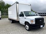 2021 E-450 4x2,  Morgan Truck Body Parcel Aluminum Cutaway Van #FE205241 - photo 9