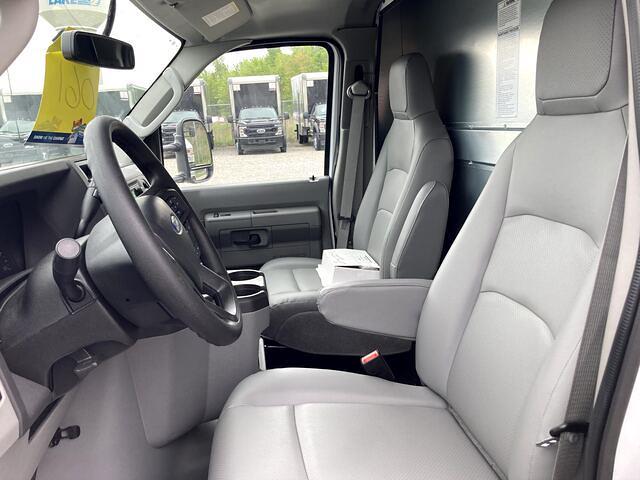 2021 E-450 4x2,  Morgan Truck Body Parcel Aluminum Cutaway Van #FE205256 - photo 13