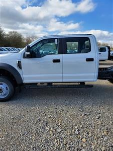 2020 Ford F-550 Crew Cab DRW 4x4, Cab Chassis #FE206263 - photo 3