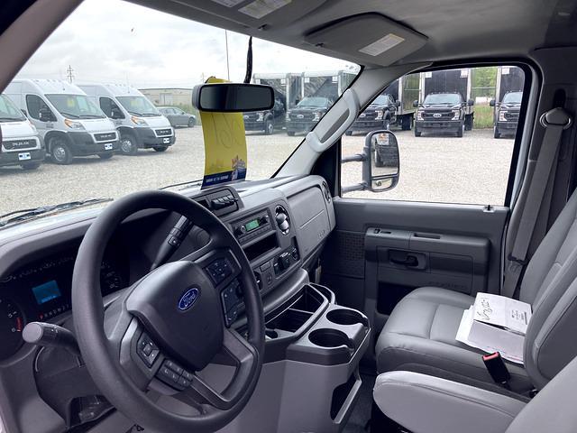 2022 E-450 4x2,  Morgan Truck Body Parcel Aluminum Cutaway Van #FE214716 - photo 14