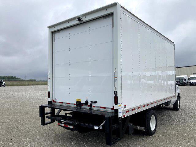 2022 E-450 4x2,  Morgan Truck Body Parcel Aluminum Cutaway Van #FE214716 - photo 8