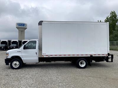 2022 E-450 4x2,  Morgan Truck Body Parcel Aluminum Cutaway Van #FE214716 - photo 3