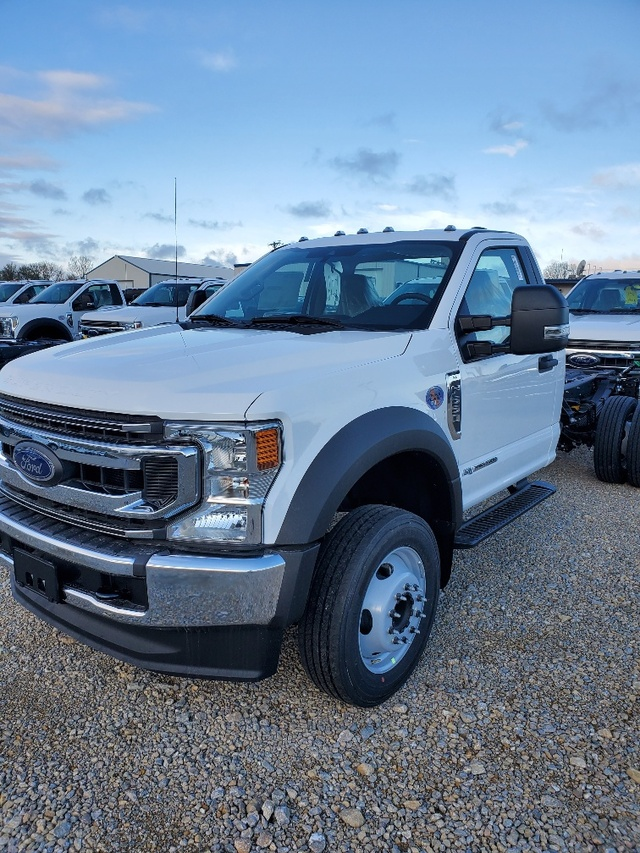 2019 Ford F-550 Regular Cab DRW RWD, Cab Chassis #FP180153A - photo 1