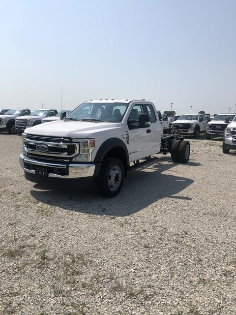 2019 Ford F-550 Super Cab DRW 4x2, Cab Chassis #FP180162A - photo 1