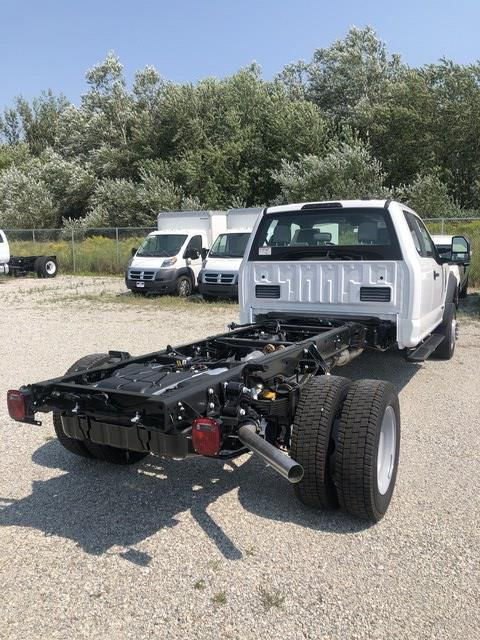 2019 Ford F-550 Super Cab DRW 4x2, Cab Chassis #FP190307A - photo 2