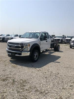 2019 Ford F-550 Super Cab DRW 4x2, Cab Chassis #FP190307A - photo 1