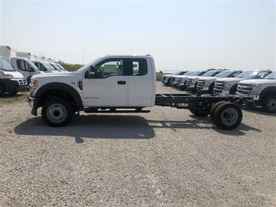 2019 Ford F-550 Super Cab DRW 4x2, Cab Chassis #FP190307A - photo 4