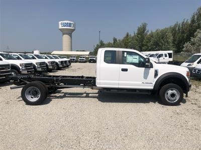 2019 Ford F-550 Super Cab DRW 4x2, Cab Chassis #FP190307A - photo 5
