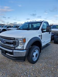 2019 Ford F-550 Regular Cab DRW RWD, Cab Chassis #FP190313A - photo 1