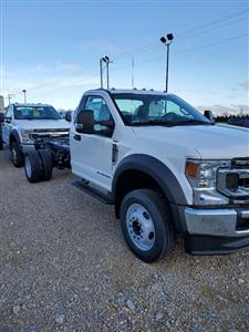 2019 Ford F-550 Regular Cab DRW RWD, Cab Chassis #FP190313A - photo 5