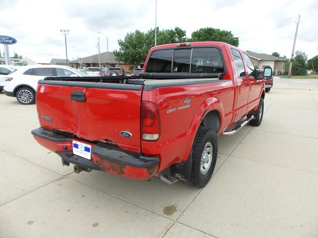2004 Ford F-250 Crew Cab 4x4, Pickup #G1159B - photo 2