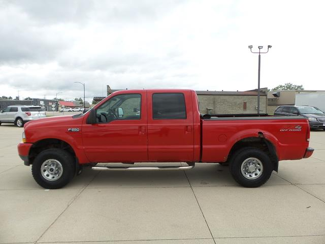 2004 Ford F-250 Crew Cab 4x4, Pickup #G1159B - photo 7