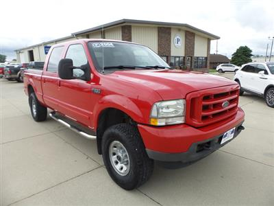 2004 Ford F-250 Crew Cab 4x4, Pickup #G1159B - photo 1