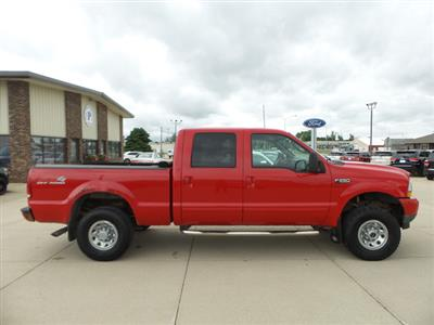 2004 Ford F-250 Crew Cab 4x4, Pickup #G1159B - photo 4