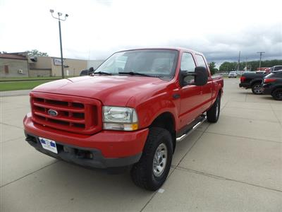 2004 Ford F-250 Crew Cab 4x4, Pickup #G1159B - photo 8