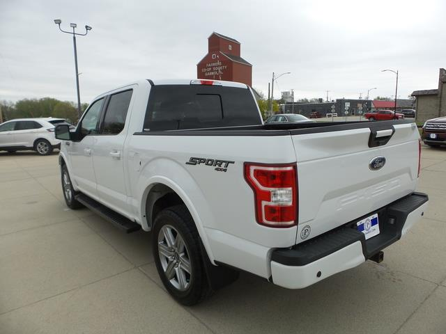 2018 F-150 SuperCrew Cab 4x4, Pickup #G1209 - photo 6
