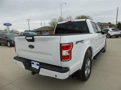 2018 F-150 SuperCrew Cab 4x4, Pickup #G1209 - photo 2