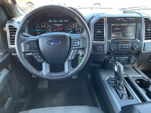 2015 Ford F-150 SuperCrew Cab 4x4, Pickup #G1475A - photo 3